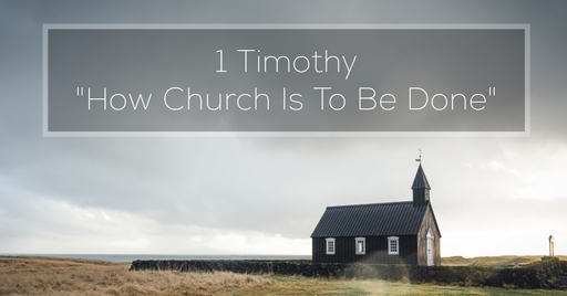 We Are Charged With Two Duties As We Wait For Jesus' Return (Part 1)
