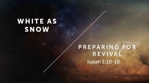 Revival Preparation