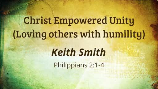 Christ Empowered Unity
