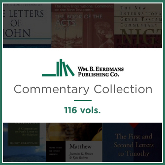 Eerdmans Commentary Collection (116 vols.)