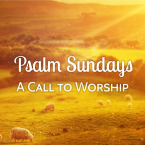 Psalm Sunday