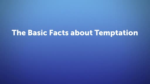 The Basic Facts about Temptation
