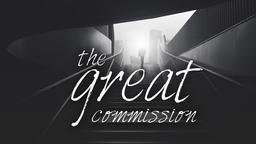 The Great Commission  PowerPoint Photoshop image 1