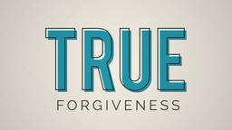 True Forgiveness  PowerPoint Photoshop image 1