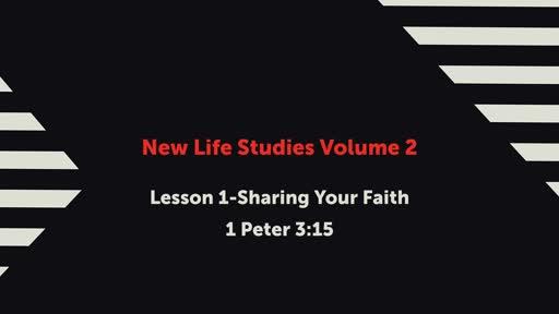 NLS-1:Sharing Your Faith
