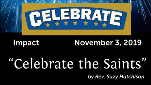 November 3, 2019 - Impact - Suzy