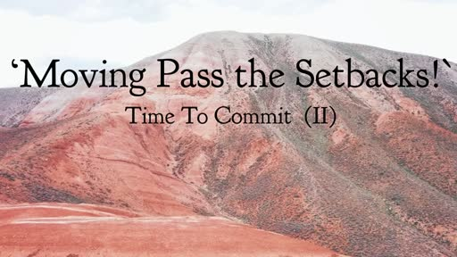 Time To Commit (II)