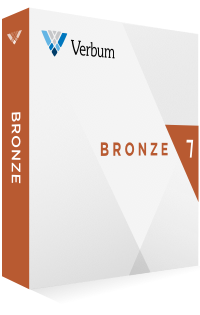 Verbum 7 Bronze 20% off