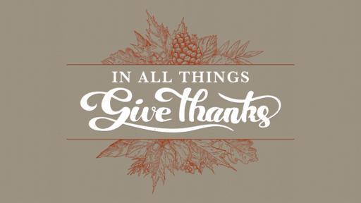Sunday Nov 10 2019 Thrive CC 2019 Grateful Tour 2