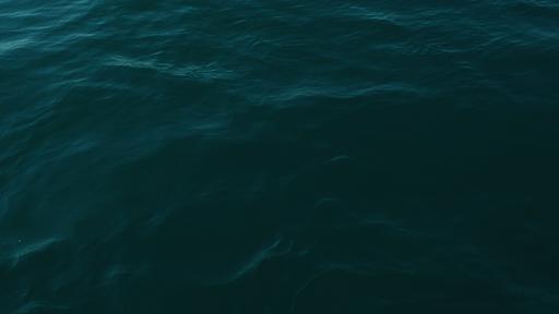 Striking the Water