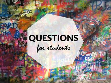 Questions for Students