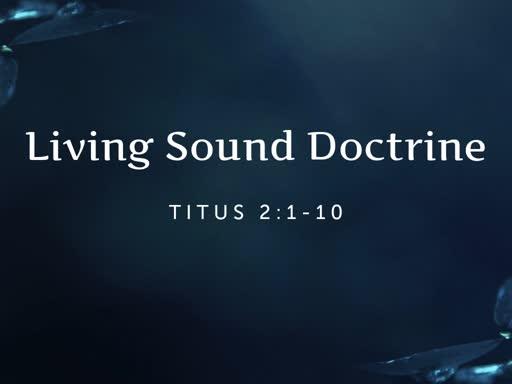 Living Sound Doctrine