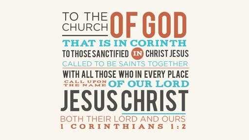 Eternal Comfort - 2 Corinthians 1:1-11