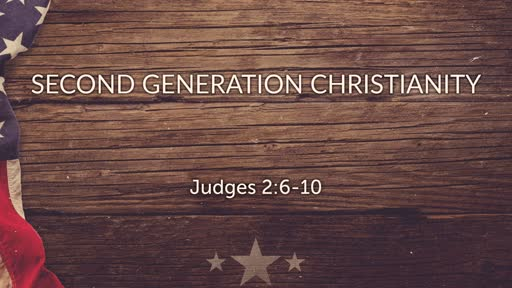 Second Generation Christianity