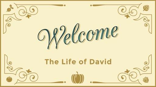 David's Golden Age…