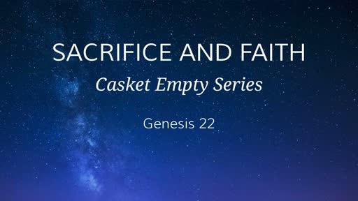 Sacrifice and Faith