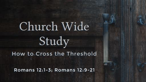 How to Cross the Threshold