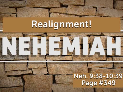 Realignment!