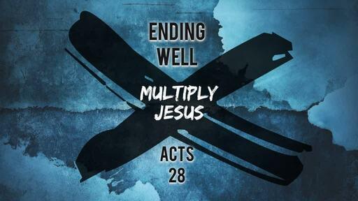 Multiply Jesus