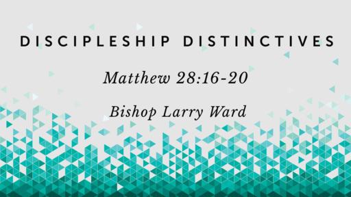 Discipleship Distinctives
