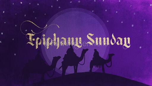 Epiphany Sunday