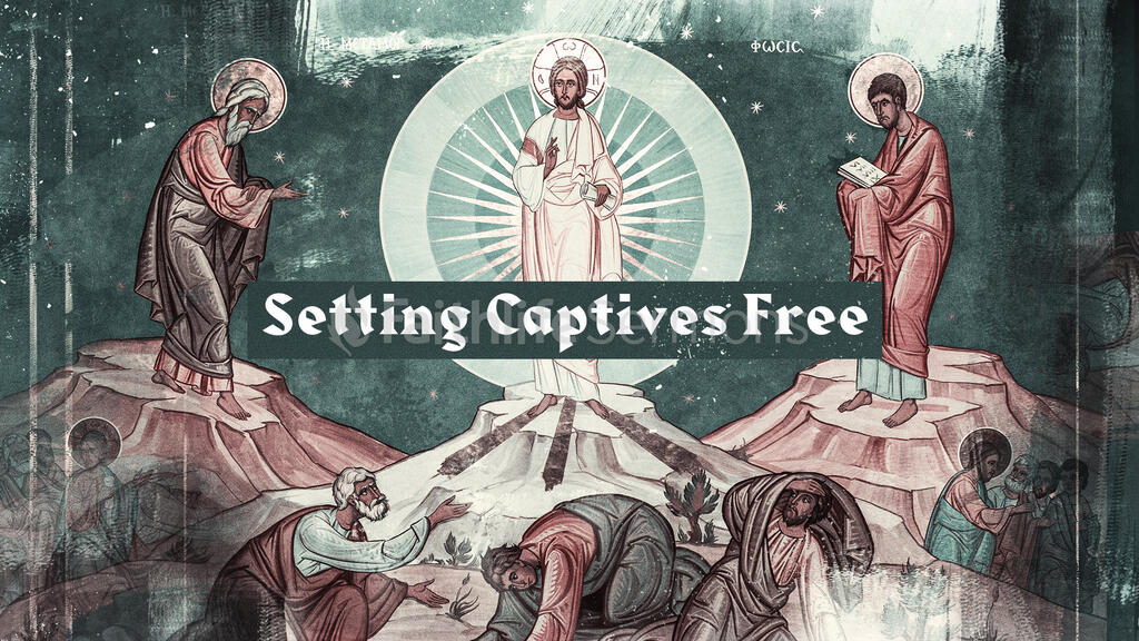 Setting Captives Free large preview