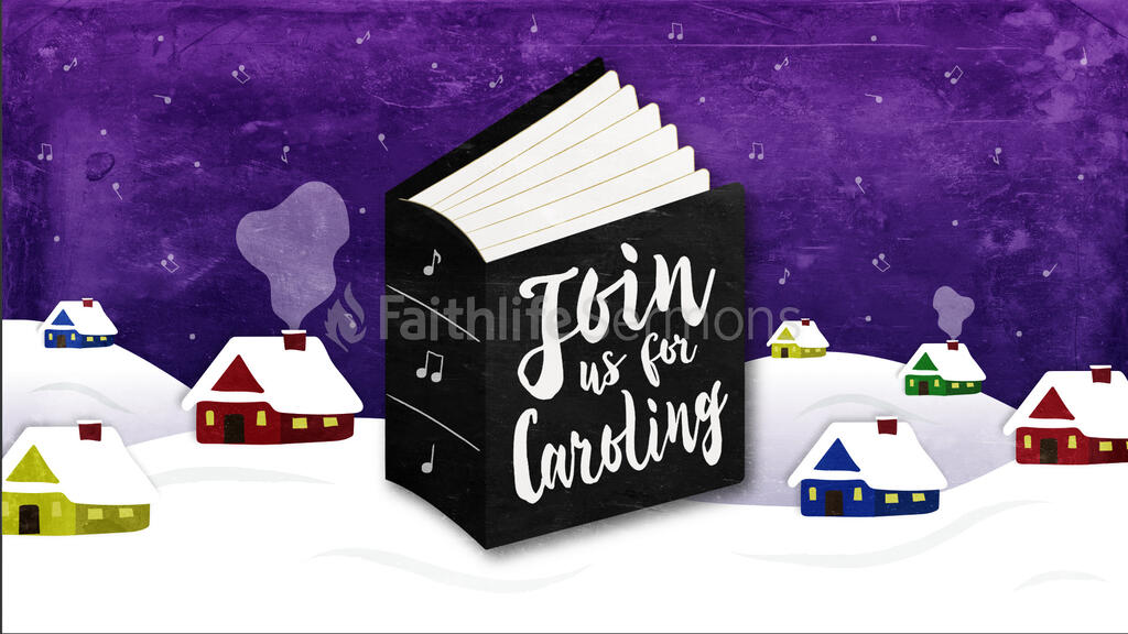 Join Us For Caroling large preview