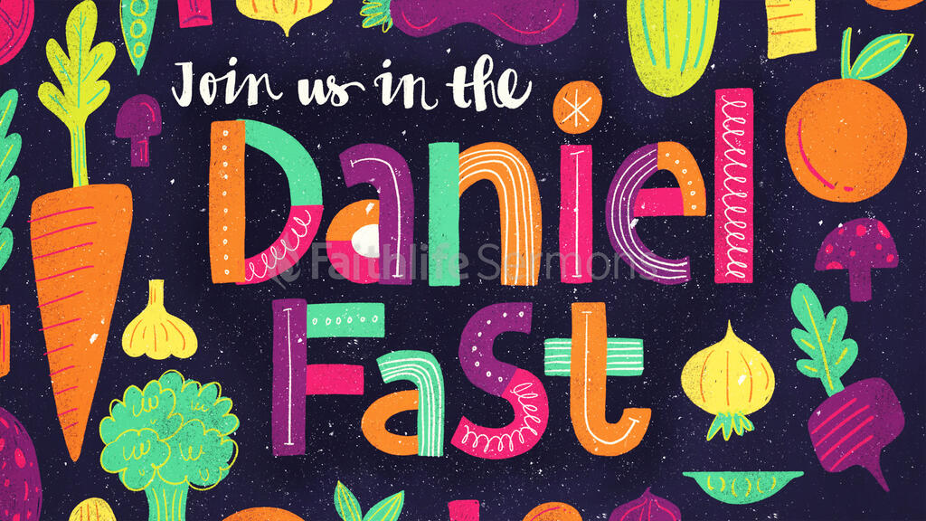 Daniel Fast large preview