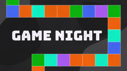 Game Night Board  PowerPoint image 1