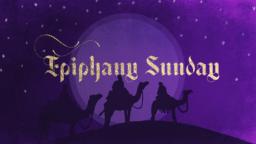Epiphany Sunday  PowerPoint image 1