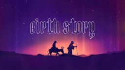 Birth Story  PowerPoint image 1