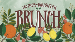 Mother Daughter Brunch  PowerPoint image 1