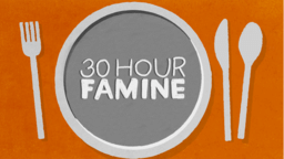 30 Hour Famine  PowerPoint image 1