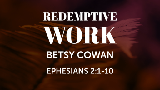 Redemptive Work