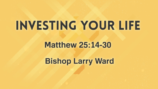Investing Your Life