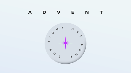 November 10, 2019 - Advent: The Light Has Come - 'Readiness'