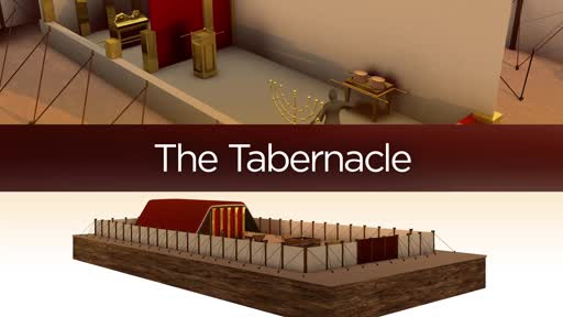 The Tabernacle - Animated Tour - FSB