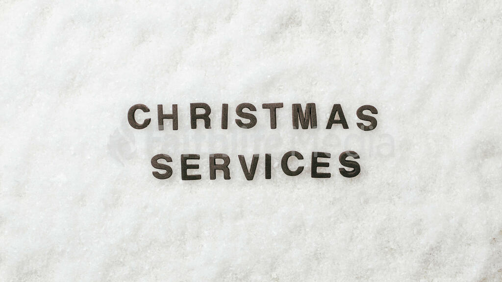 Christmas Services large preview
