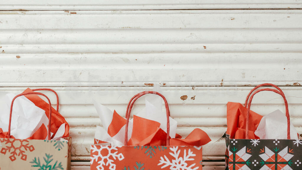 Christmas Gift Bags large preview