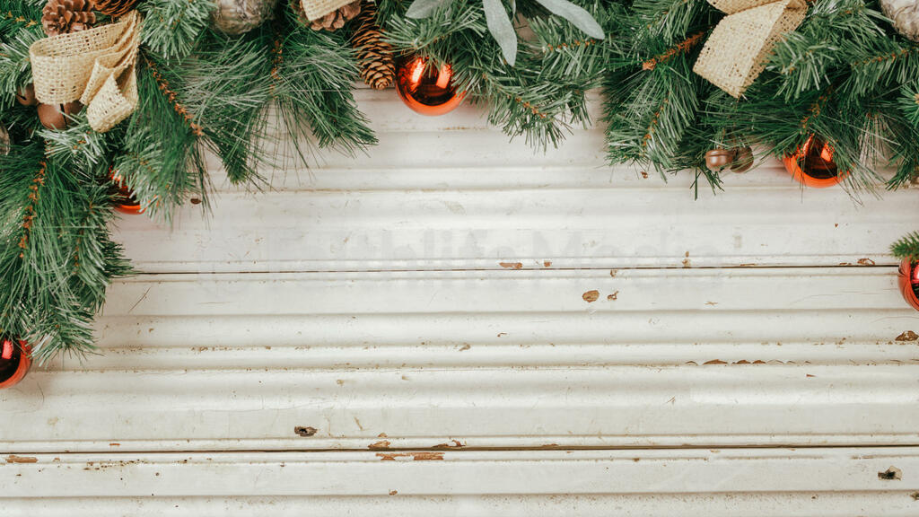 Christmas Garland large preview