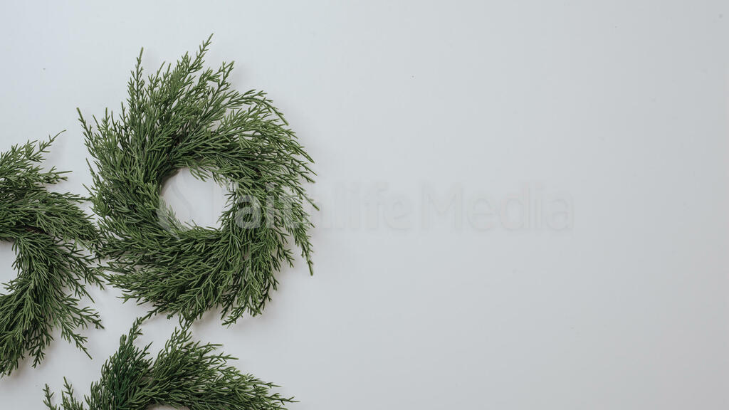 Green Wreathes large preview