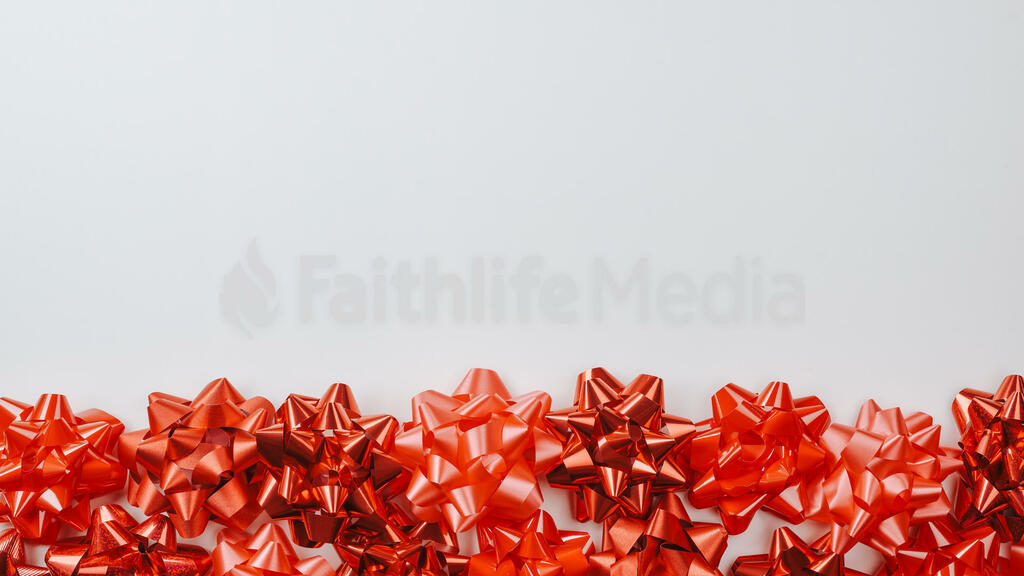 Christmas Bows large preview
