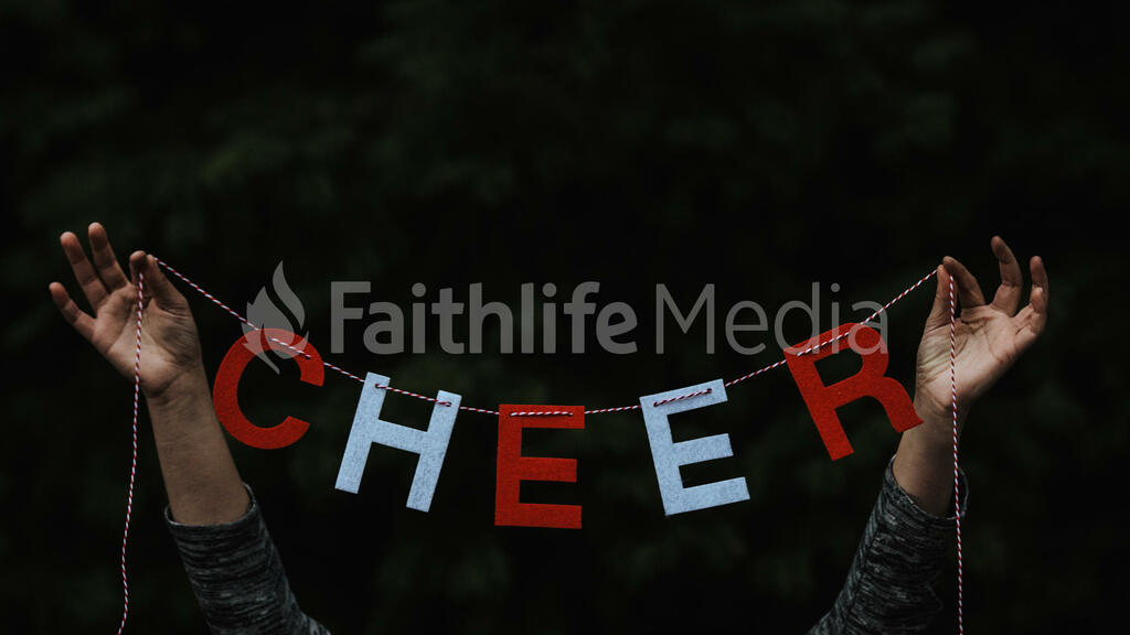 Cheer Banner large preview
