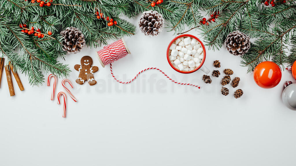 Christmas Items large preview