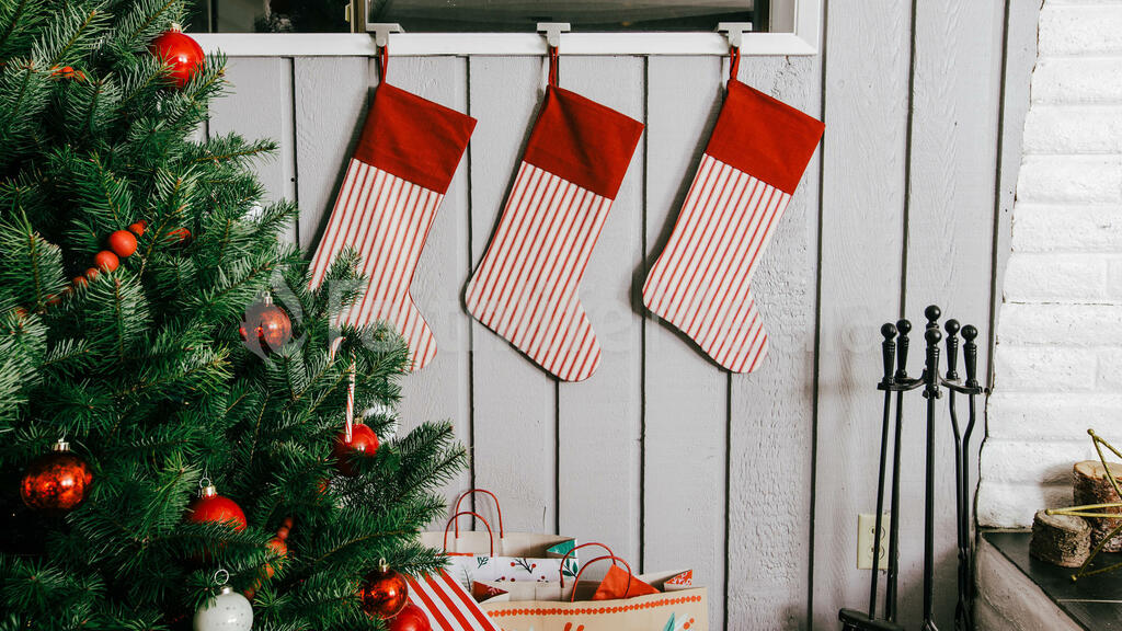 Christmas Stockings large preview
