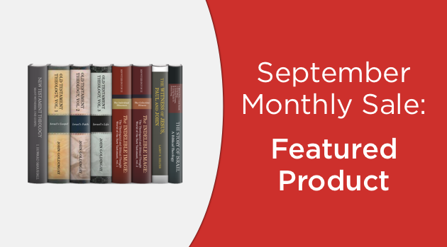 September Monthly Sale: Featured Product