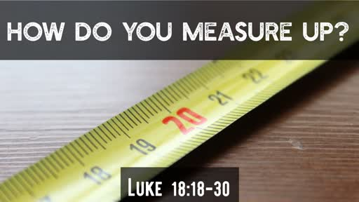 How do you measure up?