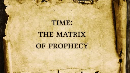 Biblical Prophecy: Its Place and Purpose in Modern Times