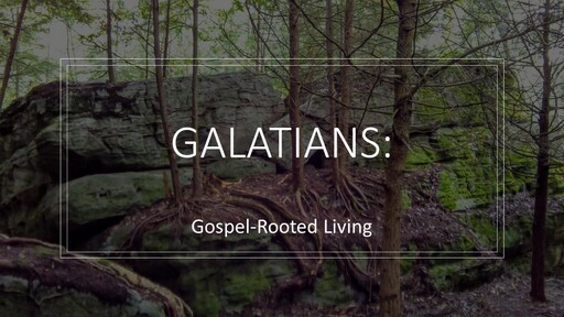 Galatians 6:11-18 - Humiliated Boasting