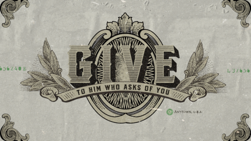 Give: A Psalm of Thanksgiving